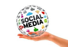 social media marketing image